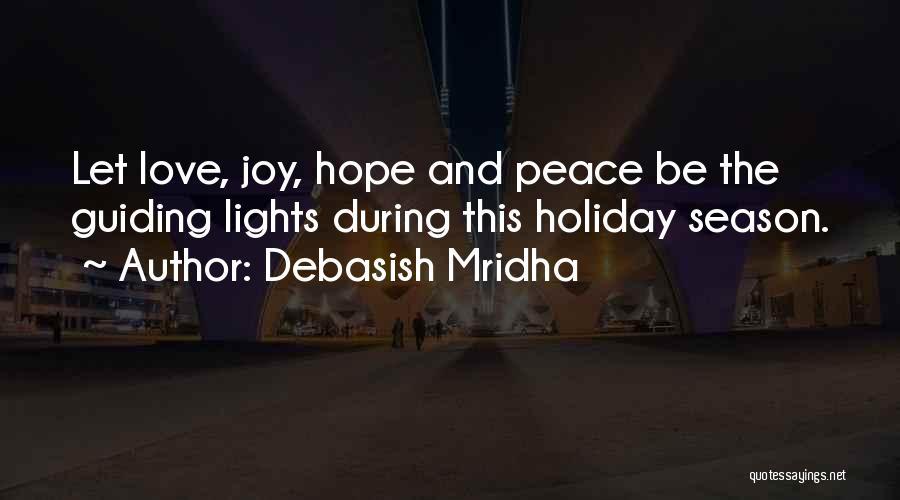 Hope Christmas Quotes By Debasish Mridha