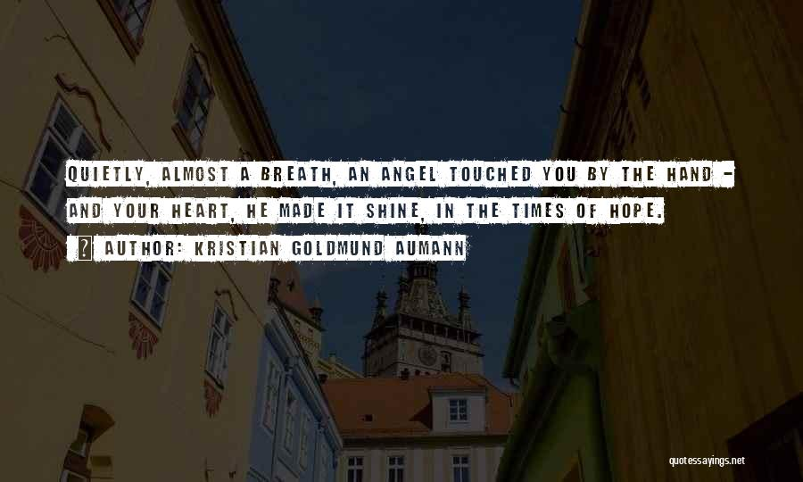 Hope Christmas Quotes By Kristian Goldmund Aumann