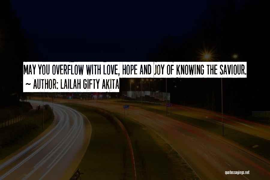 Hope Christmas Quotes By Lailah Gifty Akita