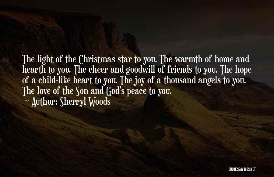 Hope Christmas Quotes By Sherryl Woods