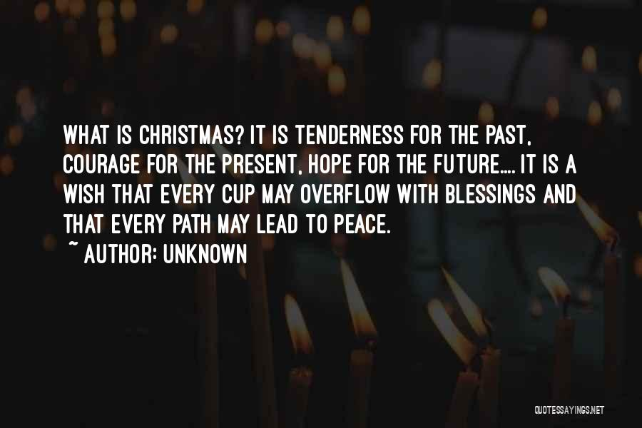 Hope Christmas Quotes By Unknown