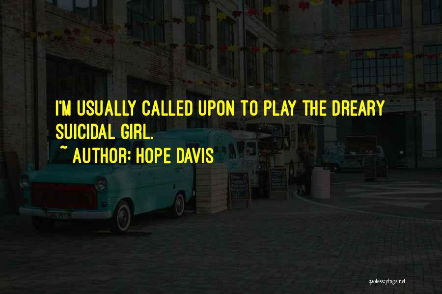 Hope Davis Quotes 1122328