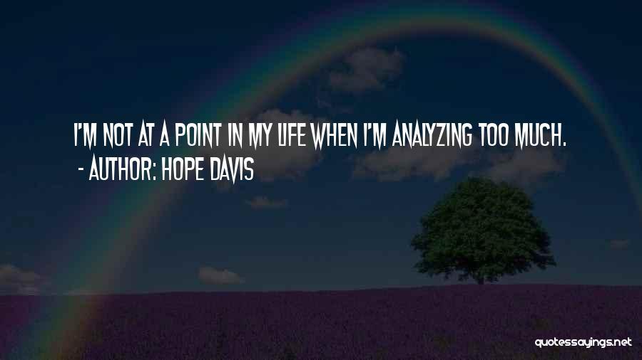 Hope Davis Quotes 1155065