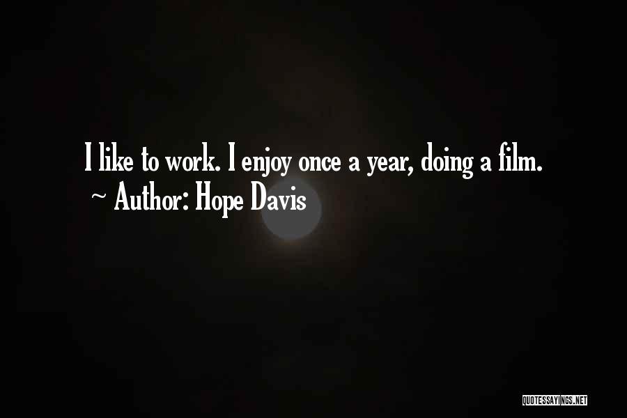 Hope Davis Quotes 118529