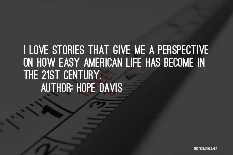 Hope Davis Quotes 1431043