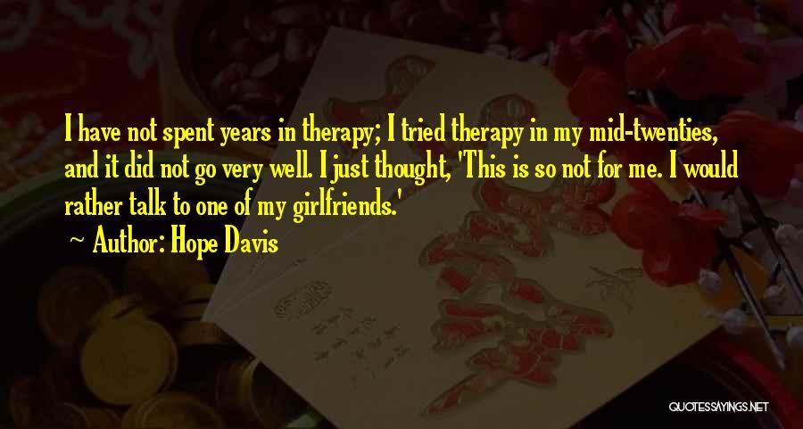 Hope Davis Quotes 2008592