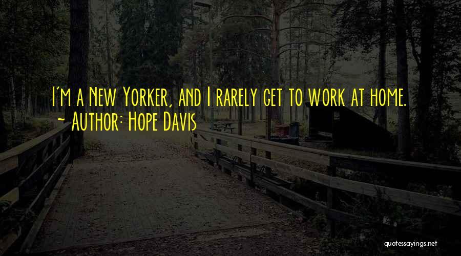 Hope Davis Quotes 537022