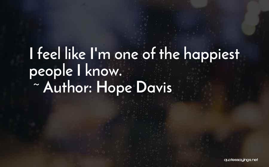 Hope Davis Quotes 549967