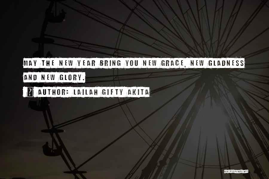 Hope For The New Year Quotes By Lailah Gifty Akita