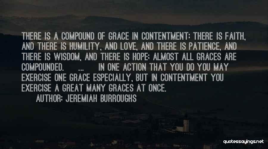Hope Love And Faith Quotes By Jeremiah Burroughs