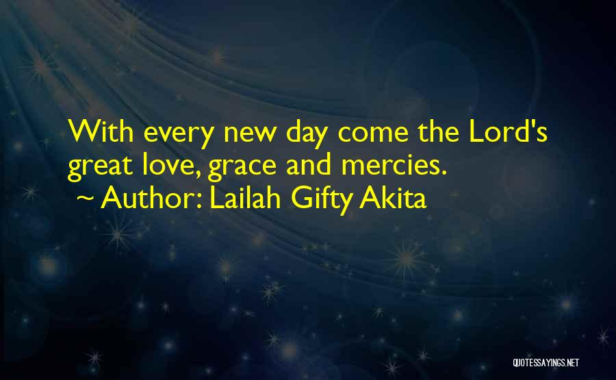 Hope New Life Quotes By Lailah Gifty Akita