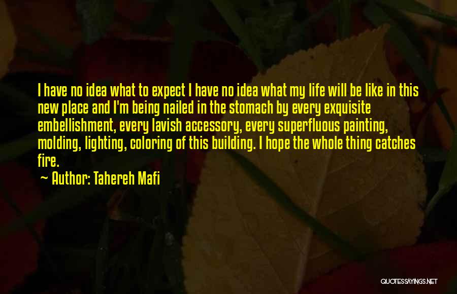 Hope New Life Quotes By Tahereh Mafi