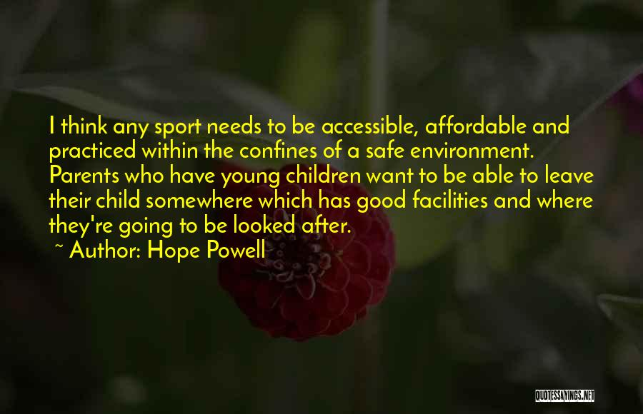 Hope Powell Quotes 1089619