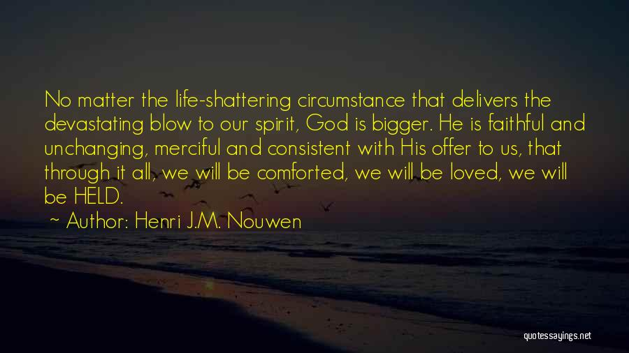 Hope With God Quotes By Henri J.M. Nouwen