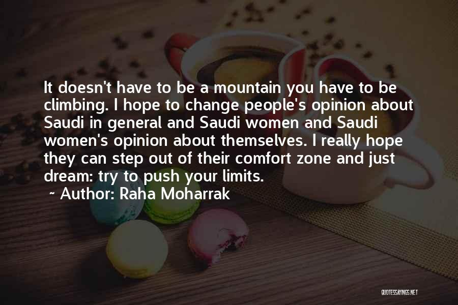 Hope You Change Quotes By Raha Moharrak