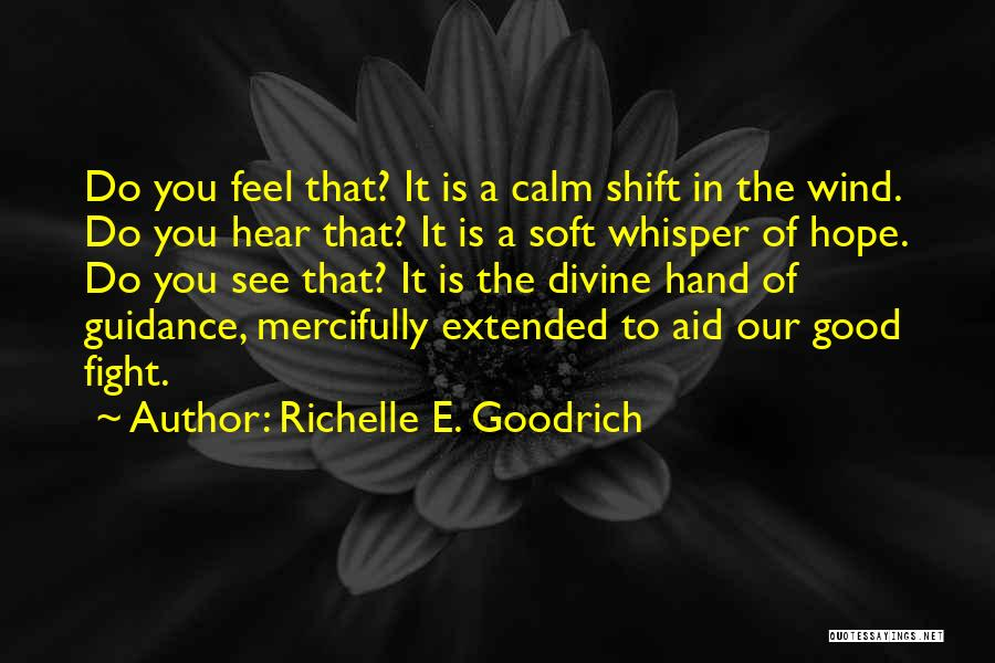 Hope You Change Quotes By Richelle E. Goodrich