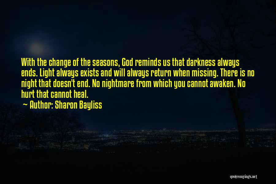 Hope You Change Quotes By Sharon Bayliss