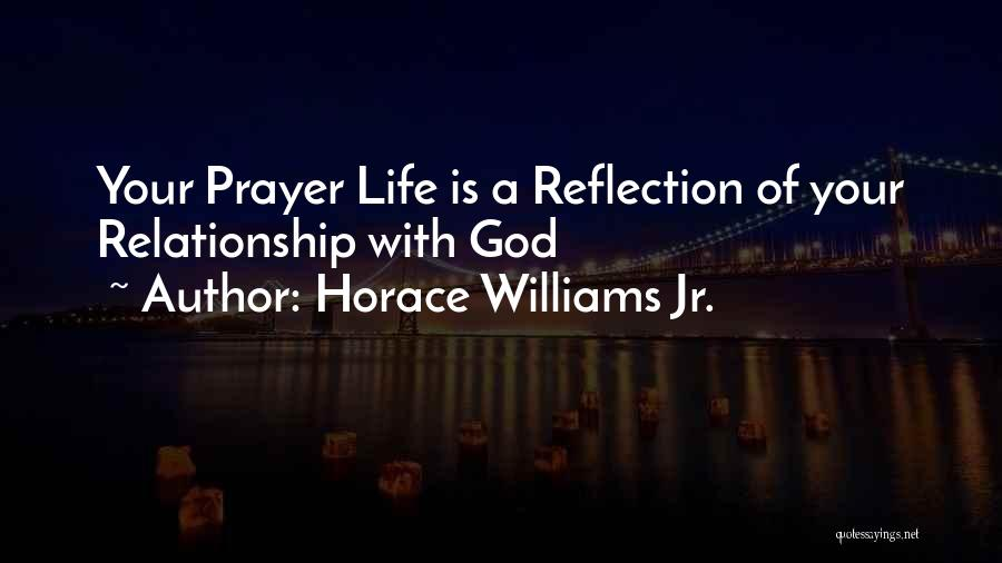 Horace Williams Jr. Quotes 86335