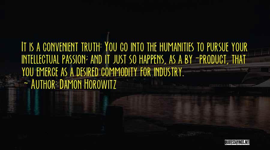 Horowitz Quotes By Damon Horowitz