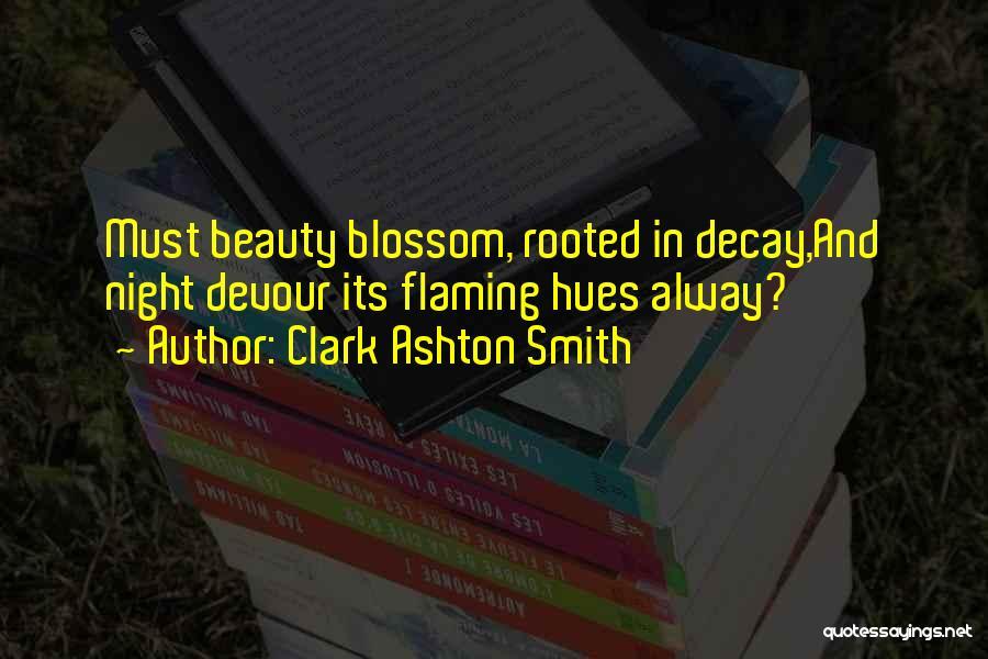 Horror Quotes By Clark Ashton Smith