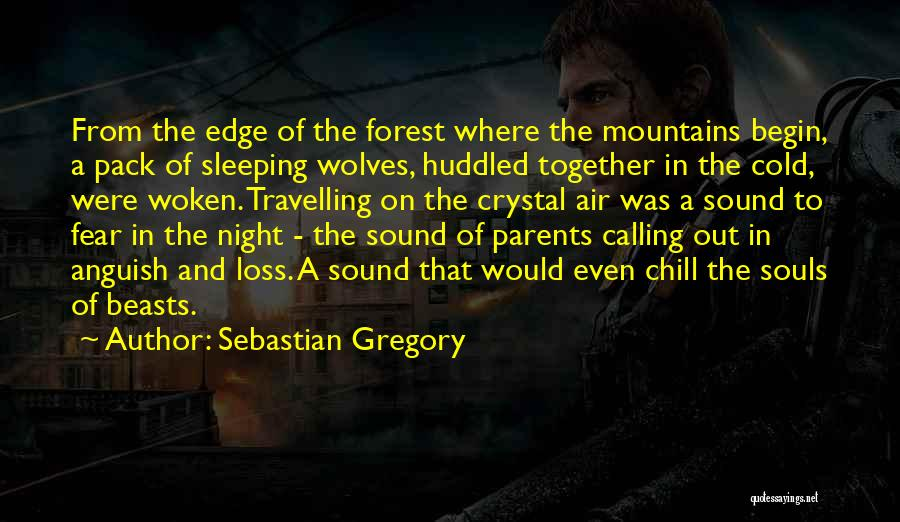 Horror Quotes By Sebastian Gregory