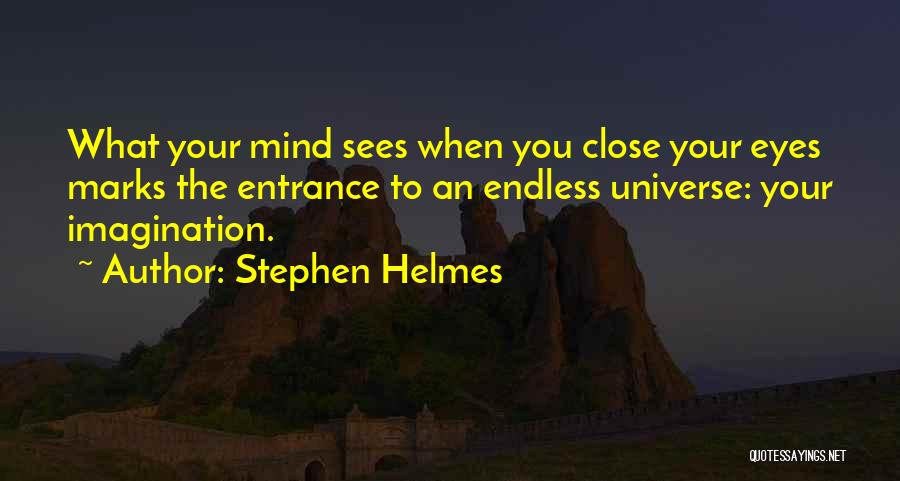 Horror Quotes By Stephen Helmes