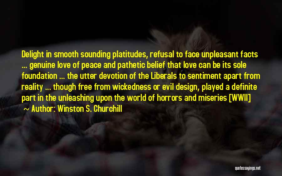 Horrors Of War Quotes By Winston S. Churchill