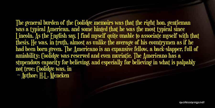 Horse Rider Quotes By H.L. Mencken