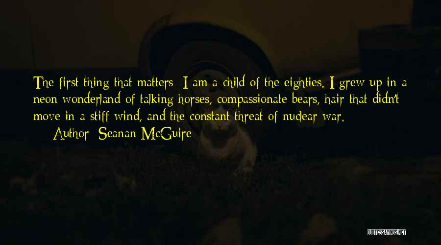 Horses And Quotes By Seanan McGuire