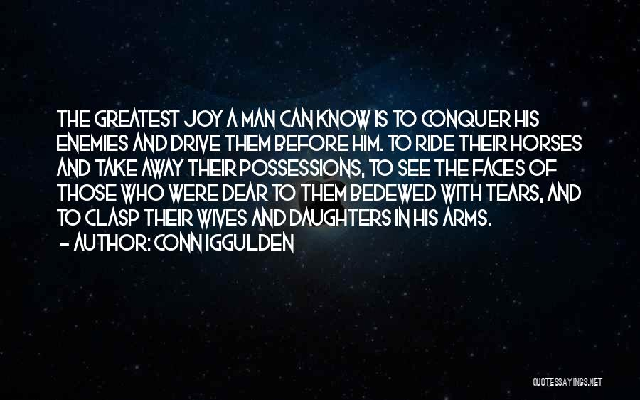 Horses Quotes By Conn Iggulden