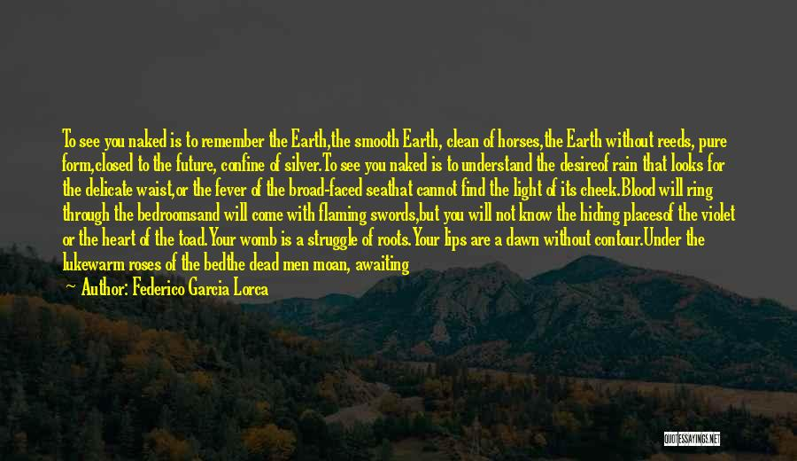 Horses Quotes By Federico Garcia Lorca
