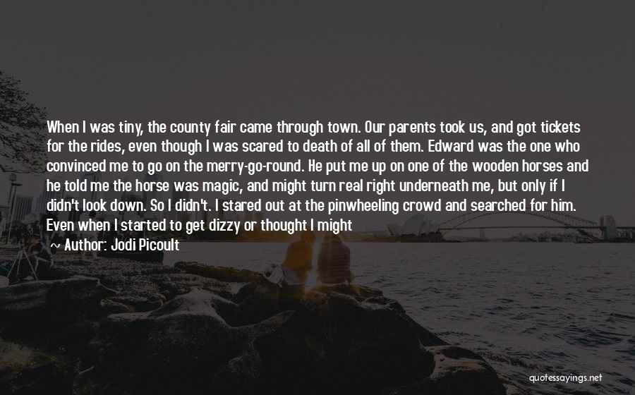 Horses Quotes By Jodi Picoult