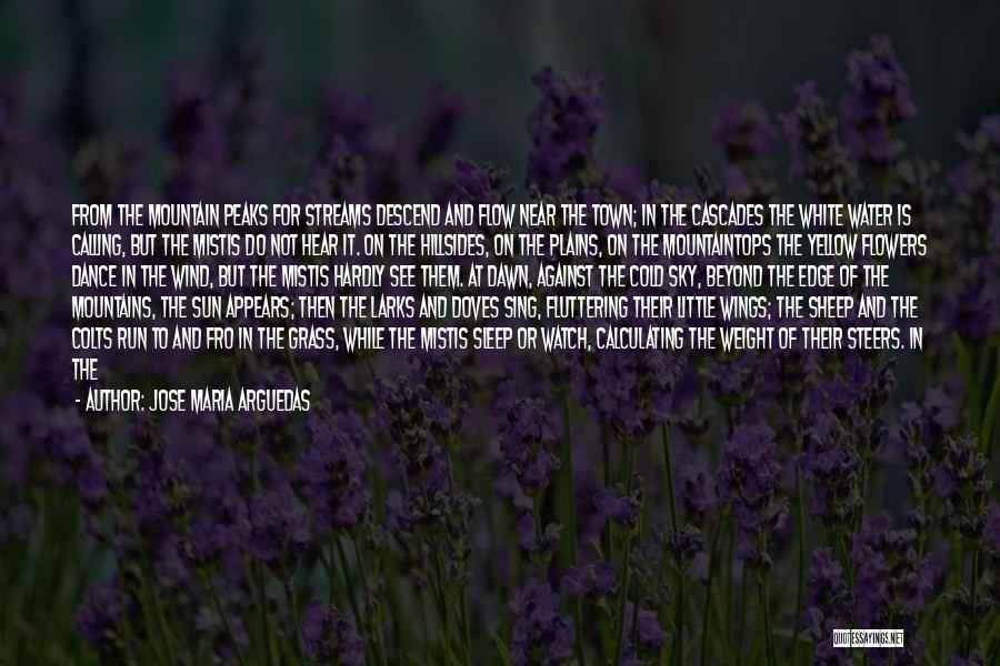 Horses Quotes By Jose Maria Arguedas