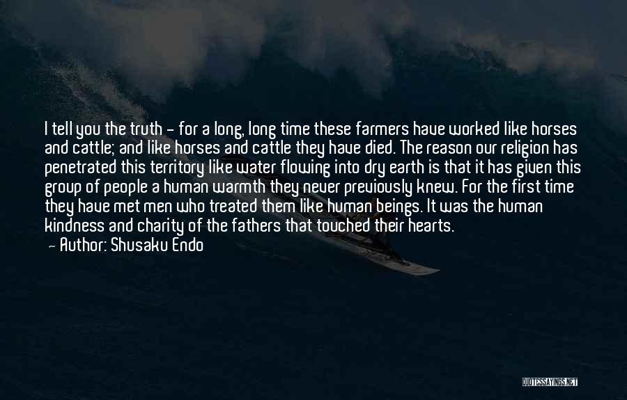 Horses Quotes By Shusaku Endo