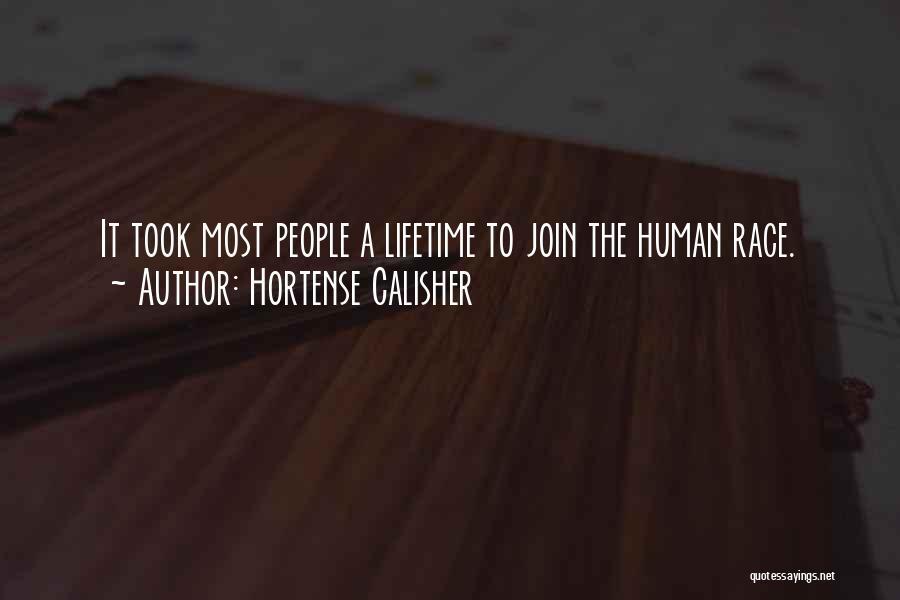 Hortense Calisher Quotes 1003674