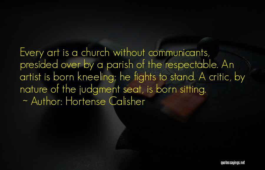 Hortense Calisher Quotes 1084993
