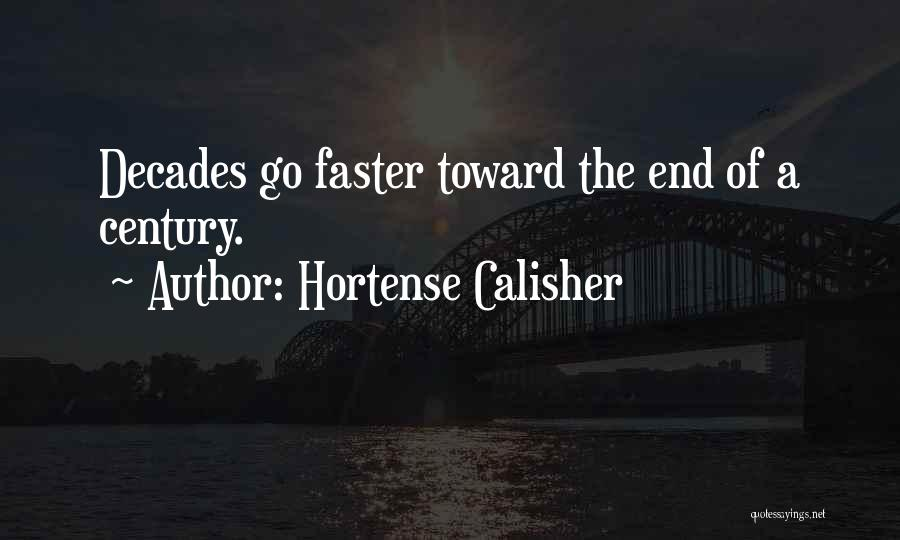 Hortense Calisher Quotes 1093094