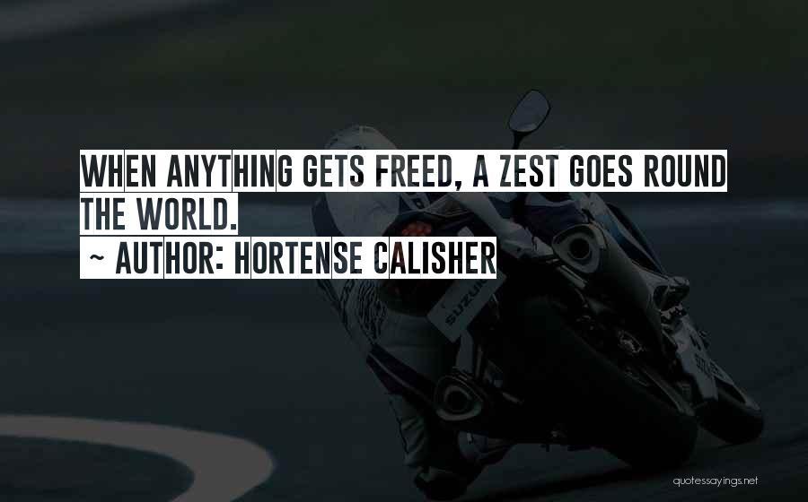 Hortense Calisher Quotes 1709252
