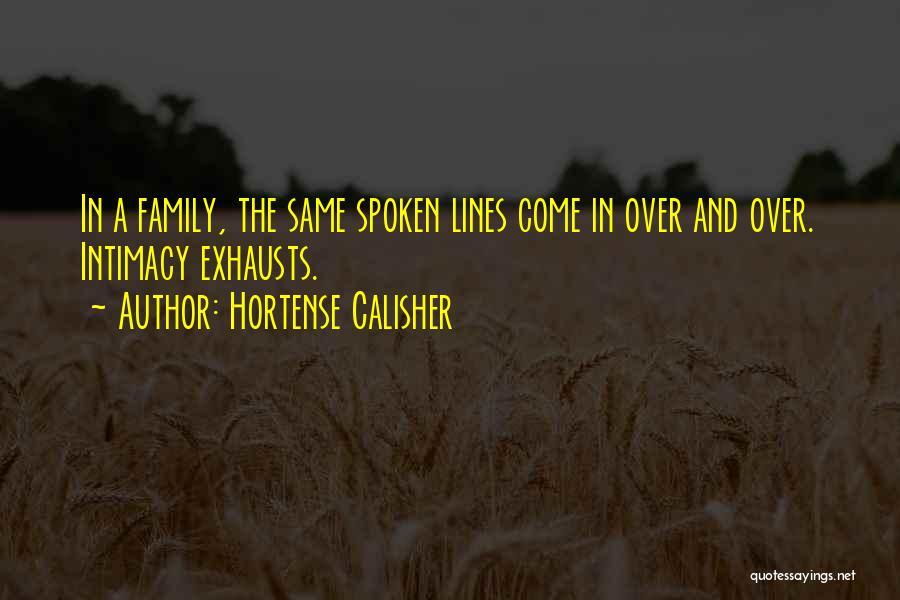 Hortense Calisher Quotes 2150517
