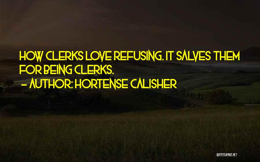 Hortense Calisher Quotes 323725