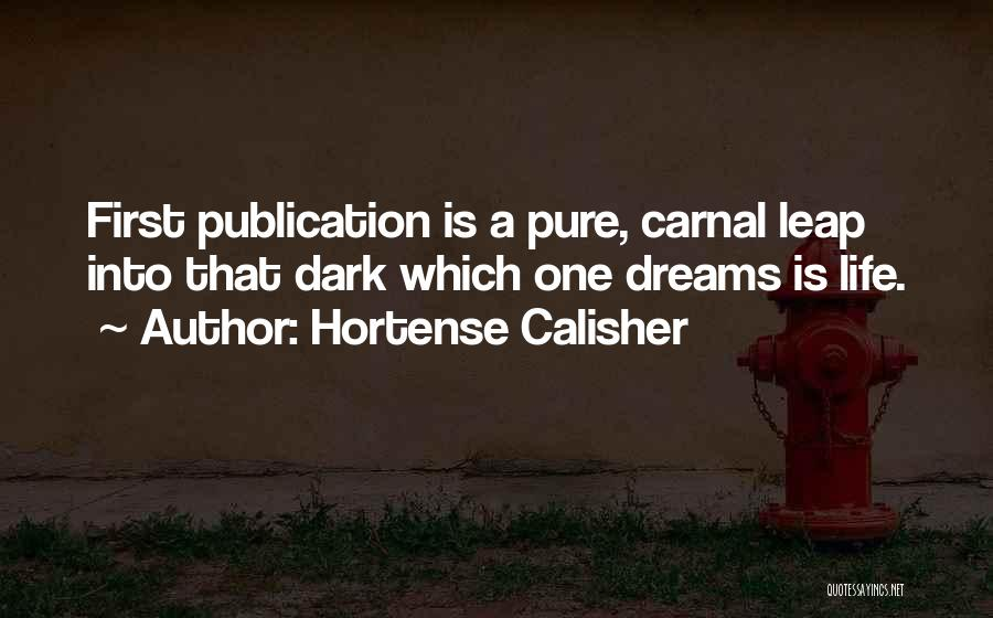 Hortense Calisher Quotes 568350