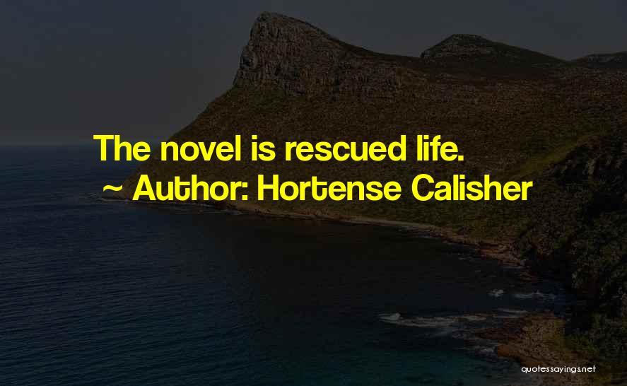 Hortense Calisher Quotes 961957
