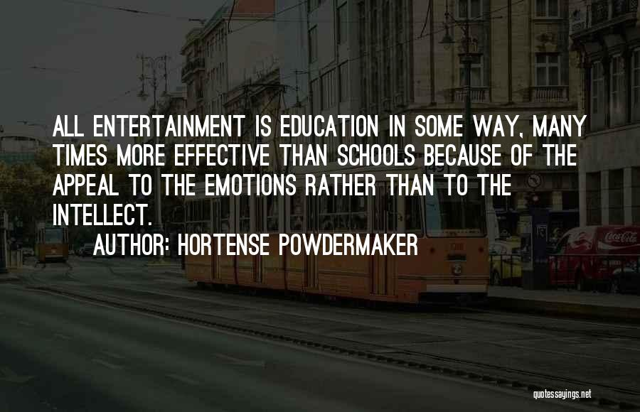 Hortense Powdermaker Quotes 1137401