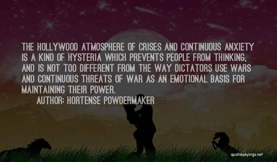Hortense Powdermaker Quotes 301267