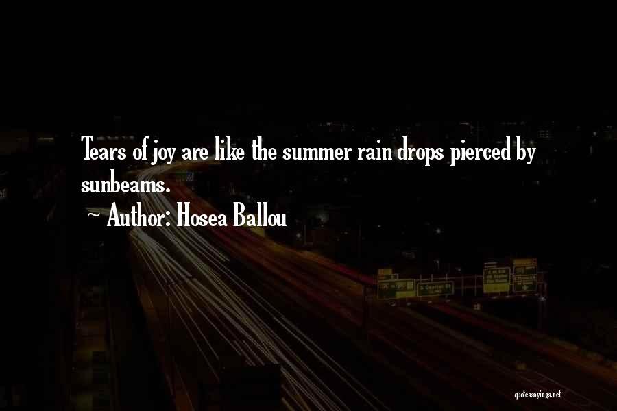 Hosea Ballou Quotes 1018784