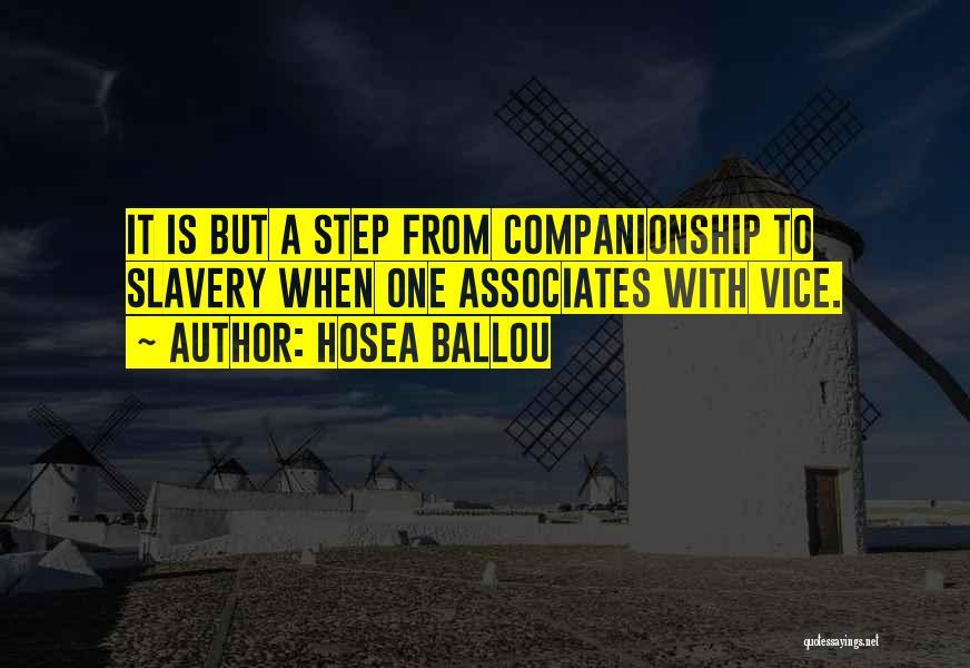 Hosea Ballou Quotes 1035159