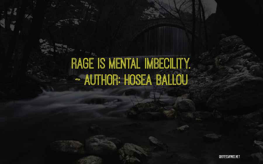 Hosea Ballou Quotes 1047501