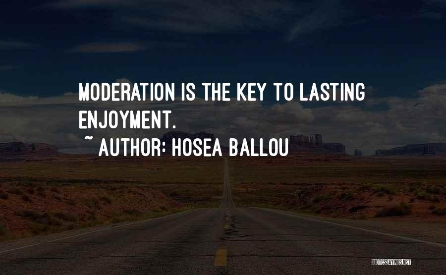 Hosea Ballou Quotes 1086226