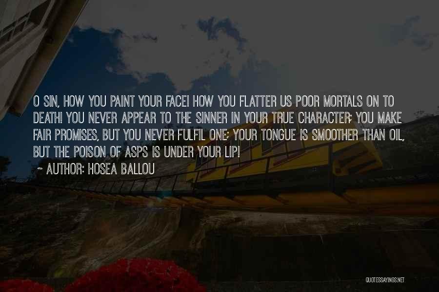 Hosea Ballou Quotes 1290370
