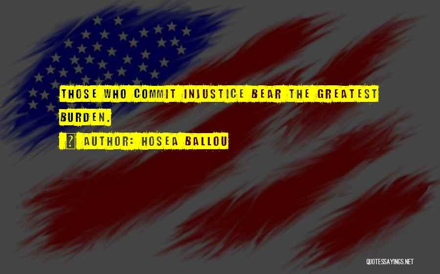Hosea Ballou Quotes 1968343